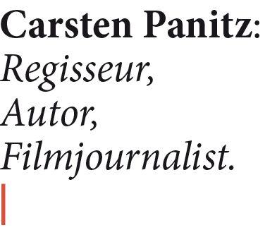 Carsten Panitz: